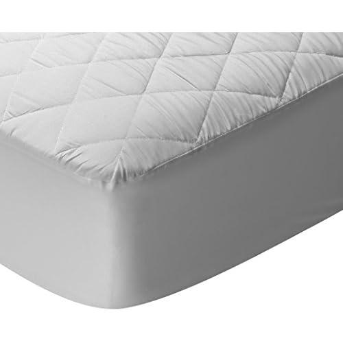 chollos oferta descuentos barato Pikolin Home Protector de colchón Cubre colchón acolchado impermeable y transpirable 150x200cm Cama 150 Todas las medidas