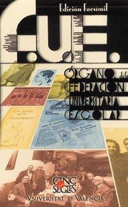 Descargar Libro F.u.e. Órgano De La Federación Universitaria Escolar Desconocido