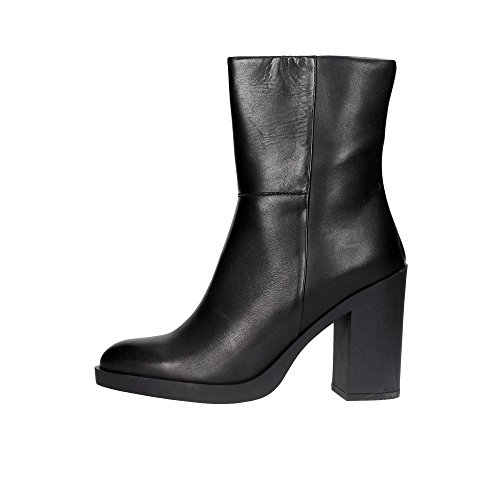 92P4 Heels Black With Ankle Women Boots Frau ZqWPdwII
