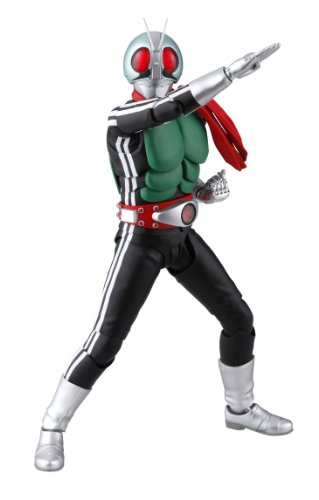 "Bandai Hobby Masked Rider New 1 ""Kamen Rider"" 1/8 - Master Grade Figurerise"