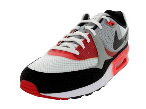 Nike Mens Air Max Light C1.0 Cl Gry / Blk / Lt Crmsn / Unvrsty Rd