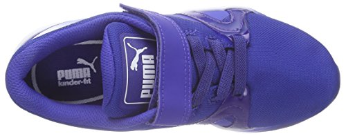 Puma XT S V Kids - Zapatilla Baja Unisex Niños Azul - Blau (surf the web-surf the web 01)