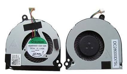 f47d717a72ca Amazon.com: New Laptop CPU Cooling Fan For Dell Latitude E7440 7420 ...