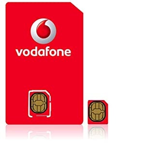 Vodafone Pay As You Go Micro Sim Card - Discontinued by ...