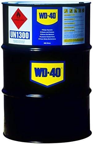WD-40 44200/E - Aceite Multiusos (bidon 200 litros): Amazon.es: Coche y moto