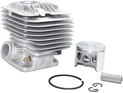 SeekPro Kit pistone Cilindro 50mm per Sega elettrica Dolmar PC7312 PC7314 PC7330 PC7335 PC7335C PC7430 PC7435