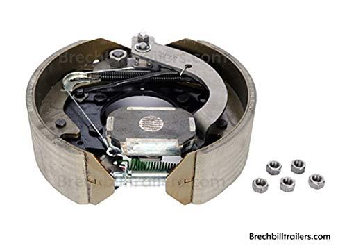 AL-KO 10-12K Axle Electric Brake Assembly 12-1/4