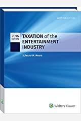 Taxation of the Entertainment Industry, 2016 Paperback