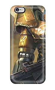 Durable Defender Case For Iphone 6 Plus Tpu Cover( Command And Conquer 3 Tiberium Wars )