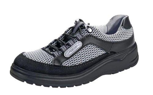 Sicherheitsschuhe Berufsschuhe schwarz grau ABEBA 1055