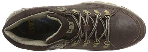 Caterpillar INTERACT Herren Hohe Sneakers Braun (MENS MULCH)