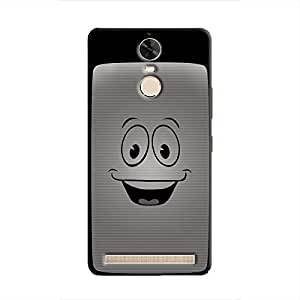 Cover It Up - Screenface Vibe K5 Note Hard case