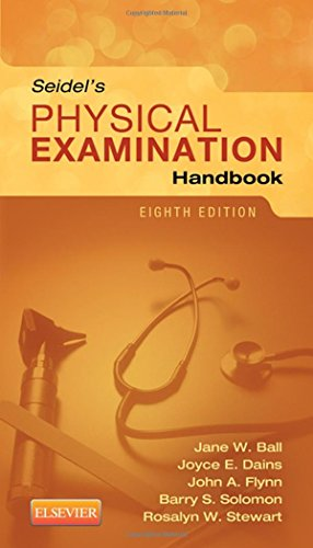 Seidel's Physical Examination Handbook, 8e (Mosbys Physical Examination Handbook) by imusti