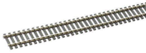 Scale Flex Track - PECO SL-100 HO Code 100 Flex Track Ties, Brown (24)