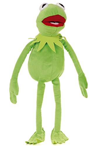 The Muppets Exclusive 16 Inch DELUXE Plush Figure Kermit ()