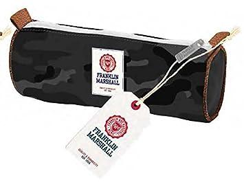 Estuche Tombolino para Escuela camuflaje Franklin Marshall: Amazon.es: Oficina y papelería