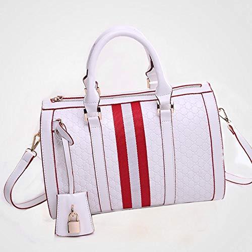 Gelaiken Laptops Bags Fashion Handbag, Ladies Leisure Single Shoulder Oblique Span Package, Size 31.5cmx18cmx23cm Padded Computer Bag Large Briefcase for Work by Gelaiken (Image #7)