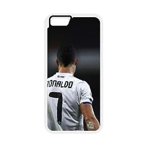 iPhone 6 4.7 Inch Cell Phone Case White hc74 cristiano ronaldo 7 real madrid soccerSLI_801328