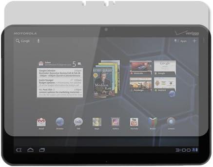 Skinomi Screen Protector Compatible with Motorola XOOM Clear TechSkin TPU Anti-Bubble HD Film