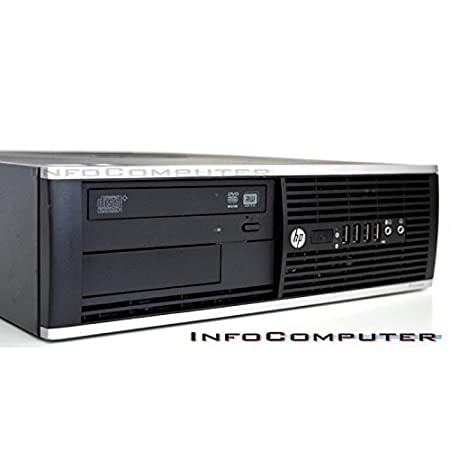 Ordenador HP 6200 PRO SFF CORE i3-2100 3,1GHz 4GB 250HDD DVD COA WINDOWS 7 PRO: Amazon.es: Electrónica
