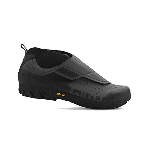 Mid Terraduro Shoes Giro MTB Dark Shadow Black wqOxzpax