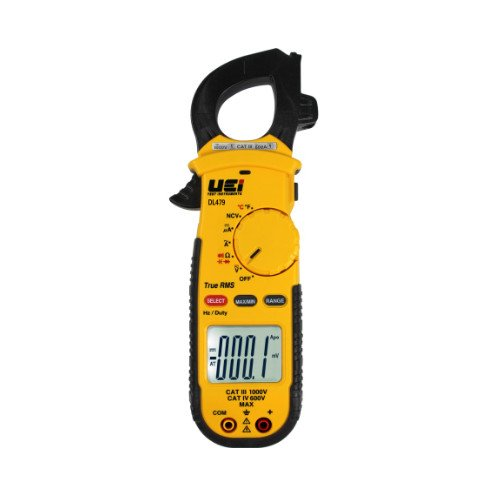 Clamp Meter Brands : Brand new uei test instruments dl true rms hvac r clamp