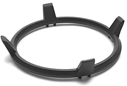 Wok Ring (Parts & Accessories Cast Iron WOK Ring Cooking Grate W10216179 NEW KitchenAid Jenn-Air Range Cooktop)