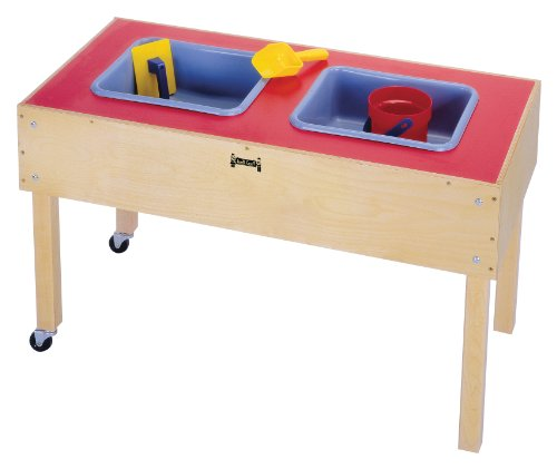 Jonti-Craft 0485JC 2 Tub Sensory Table ()