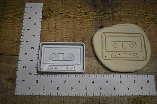 Cassette Tape Mix Tape cookie cutter ()