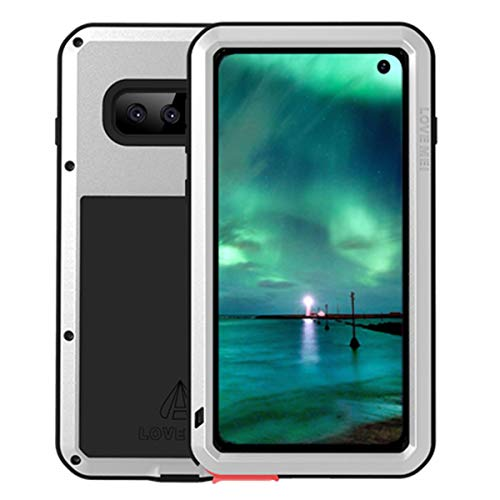 999713daa74 Vowor for Samsung S10 Plus Metal Armor Case, LOVEMEI Newest Aluminum  Extreme Shockproof Dust/