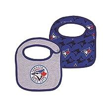 MLB Toronto Blue Jays 2-Piece Dribble Bib Set (0-12 Months)