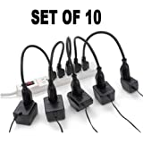 Power Strip Adapters (Set of 10)