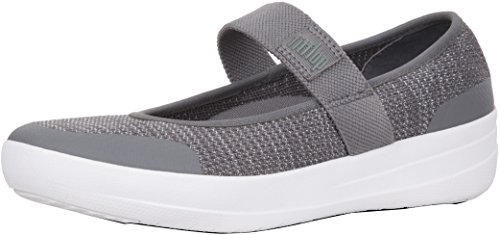 mtal Pour Uberknit Femmes Merceditas Weave Mary tain Janes Fitflop 7qtBYxAn