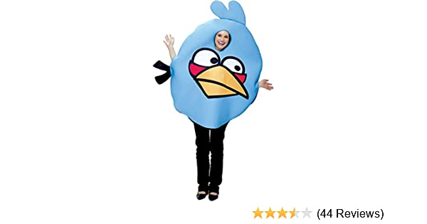 Angry Birds Space LAZER Bird Costume Child Video Game Girls Cool Funny Outfit