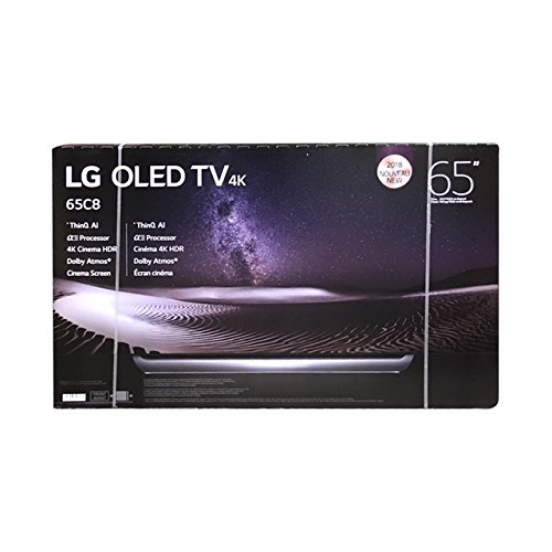 OLED65C8PUA 65-Inch 4K Ultra HD Smart TV (2018 Mod...