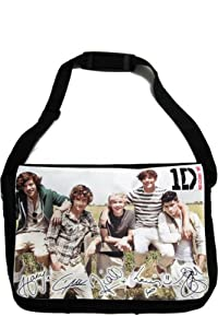 One Direction Large In the Fields Book/Laptop/Messenger Bag from 1DirectionStore.com