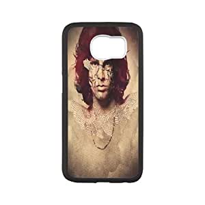 LSQDIY(R) Jim Morrison SamSung Galaxy S6 Case Cover, Customized SamSung Galaxy S6 Cover Case Jim Morrison
