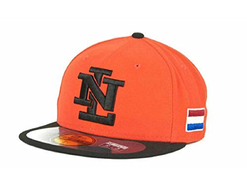 (New Era Netherlands 2013 World Series Classic Fitted - 7 1/8)