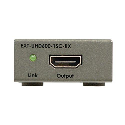 Gefen 4K Ultra HD 600 MHz Extender For HDMI Over One Fiber-Optic - Gefen Video Hdmi