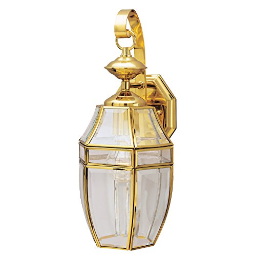 Westinghouse Lighting 6697000 One-Light Wall Lantern