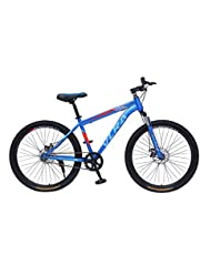 VLRA BIKE mountain bike bike sport fitness mountain bike 26 inch 24 inch couple bike (blue, 26)