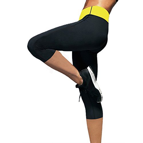 Unique Neoprene Women Body Slimming Shapers Sports Waist Pants Slim Belt Yoga Vest Set | EBay