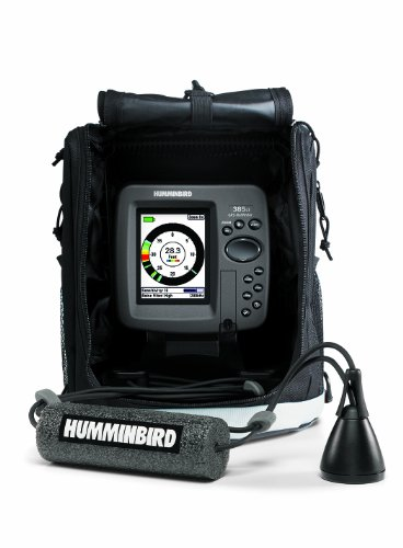 Humminbird Fishfinder Ice 385Ci Combo (Humminbird Ice Flasher)