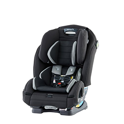 Image of the Baby Jogger City View Space Saving All-in-One Car Seat, Monument
