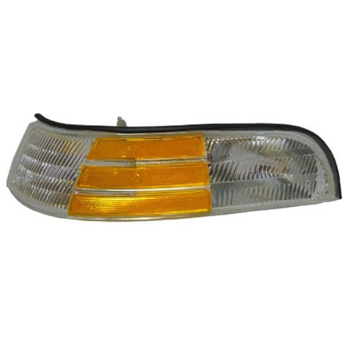 1992-1997 Ford Crown Victoria LX Corner Park Light Turn Signal Marker Lamp Left Driver Side (1992 92 1993 93 1994 94 1995 95 1996 96 1997 97) (Ford Crown Victoria Lx Drivers)