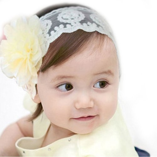 FEITONG Lovely Ovely Unusal Child Baby Girl Elastic Lace Flo
