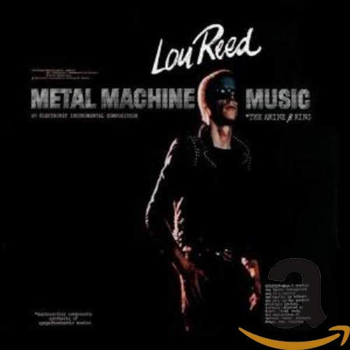 Metal Machine Music [Reino Unido] [DVD]: Amazon.es: Lou Reed: Cine ...
