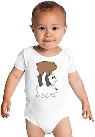 Huang We Bare Bears Baby Onesies