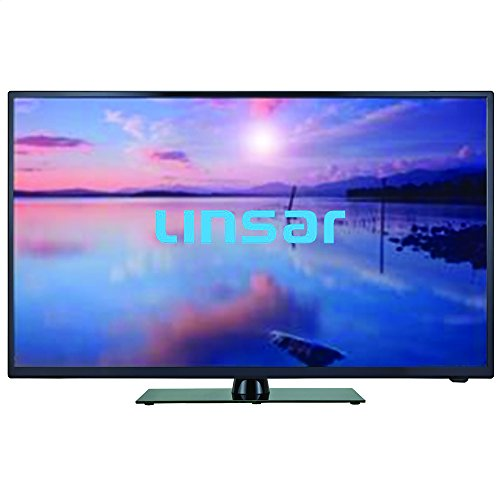 Linsar 32LED310 32-Inch LED HD Ready TV with Freeview HD - Black