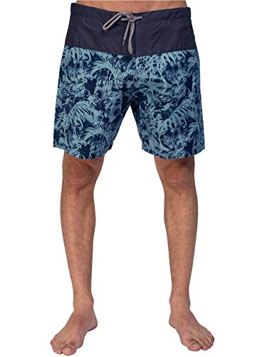 Body Glove Blue Camo Hideout Boardshorts (32